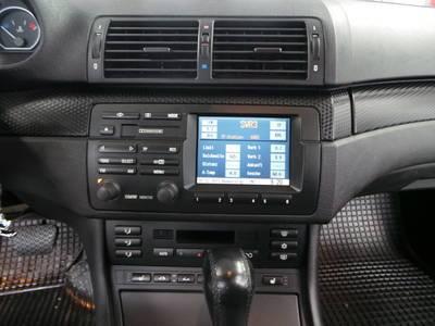 Bmw Radioblende E46 3er 1 Din Blende Einbaurahmen Radio Halterung