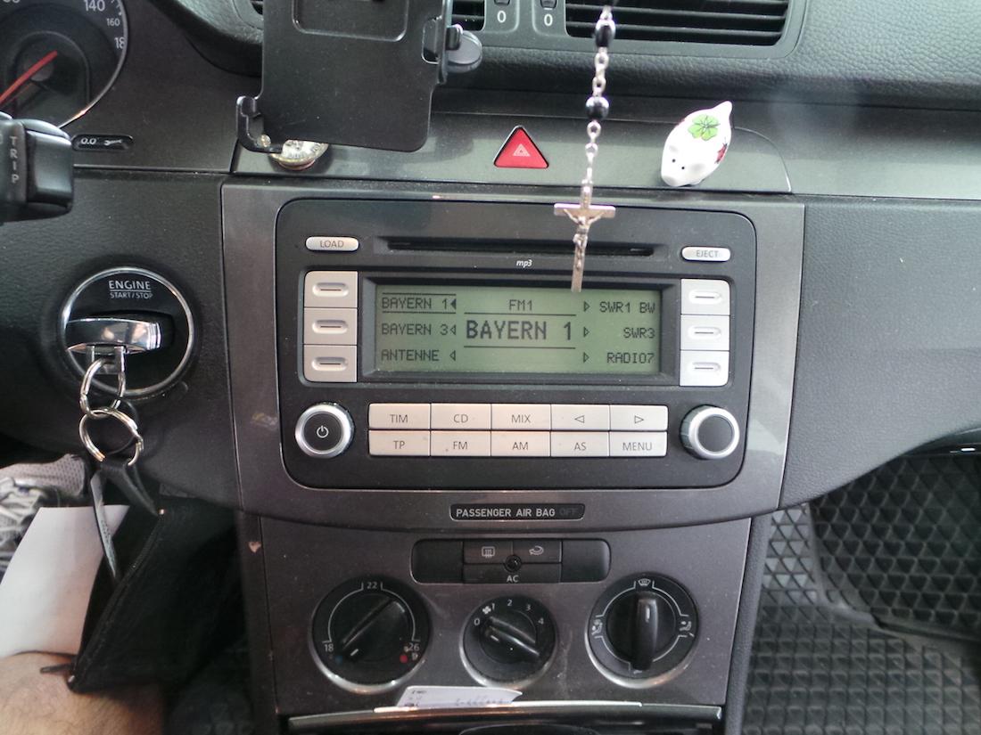 Lautsprecherringe VW Golf 4, Passat, Beetle, Skoda Fabia, AUDI A2 ...