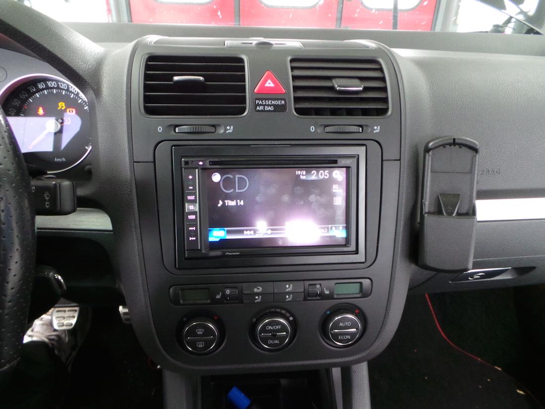 Autoradio Golf V Einbauen