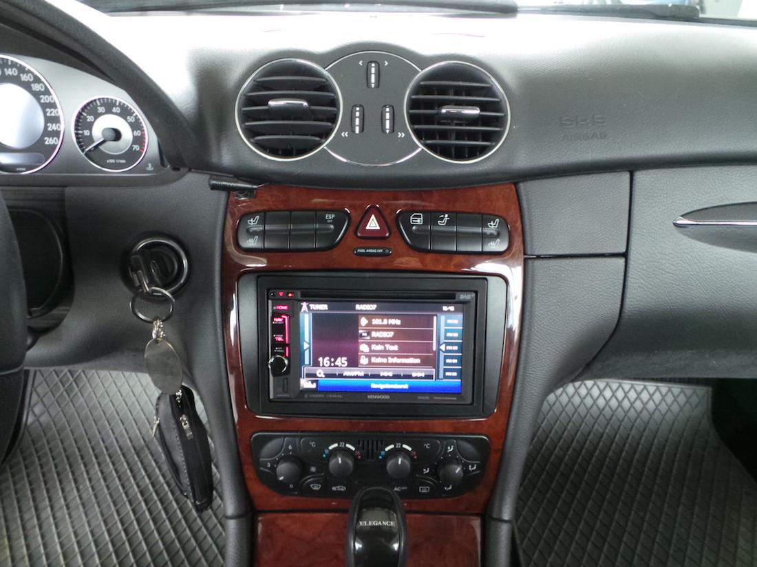 Mercedes Benz Vito Radio