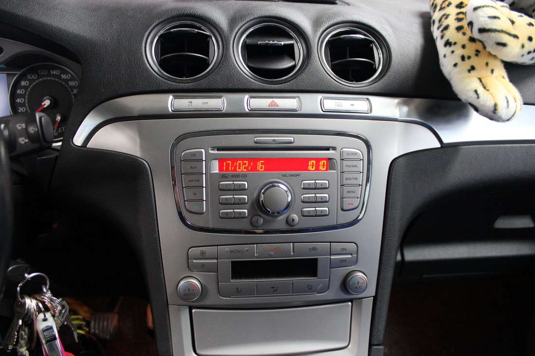 autoradio einbau ford c max ars24 onlineshop. Black Bedroom Furniture Sets. Home Design Ideas