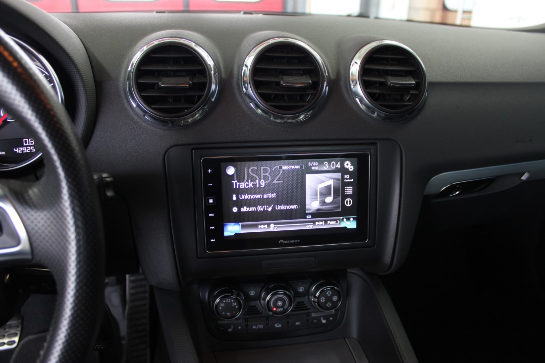 pioneer sph da120 autoradio mit apple carplay. Black Bedroom Furniture Sets. Home Design Ideas