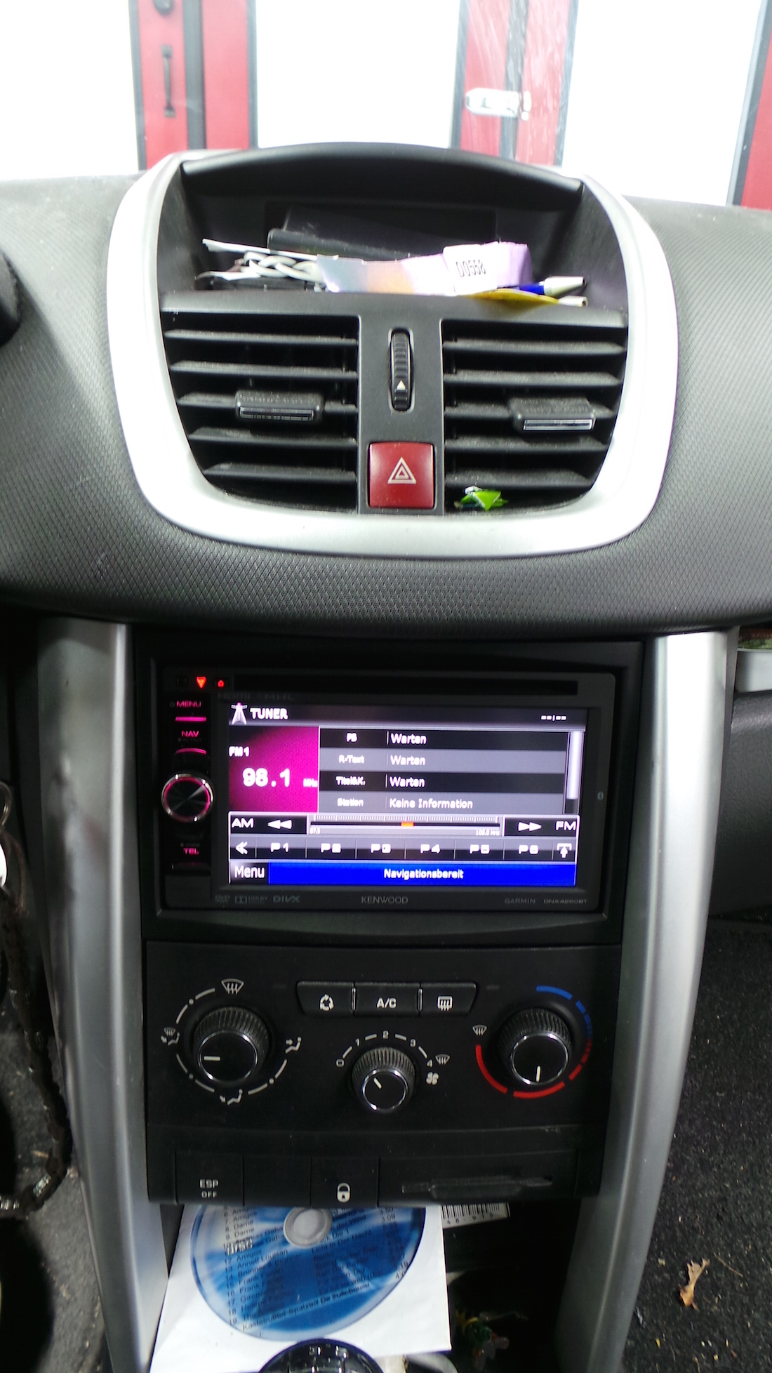 Car bj 2 with girlfriend radio - 1 5