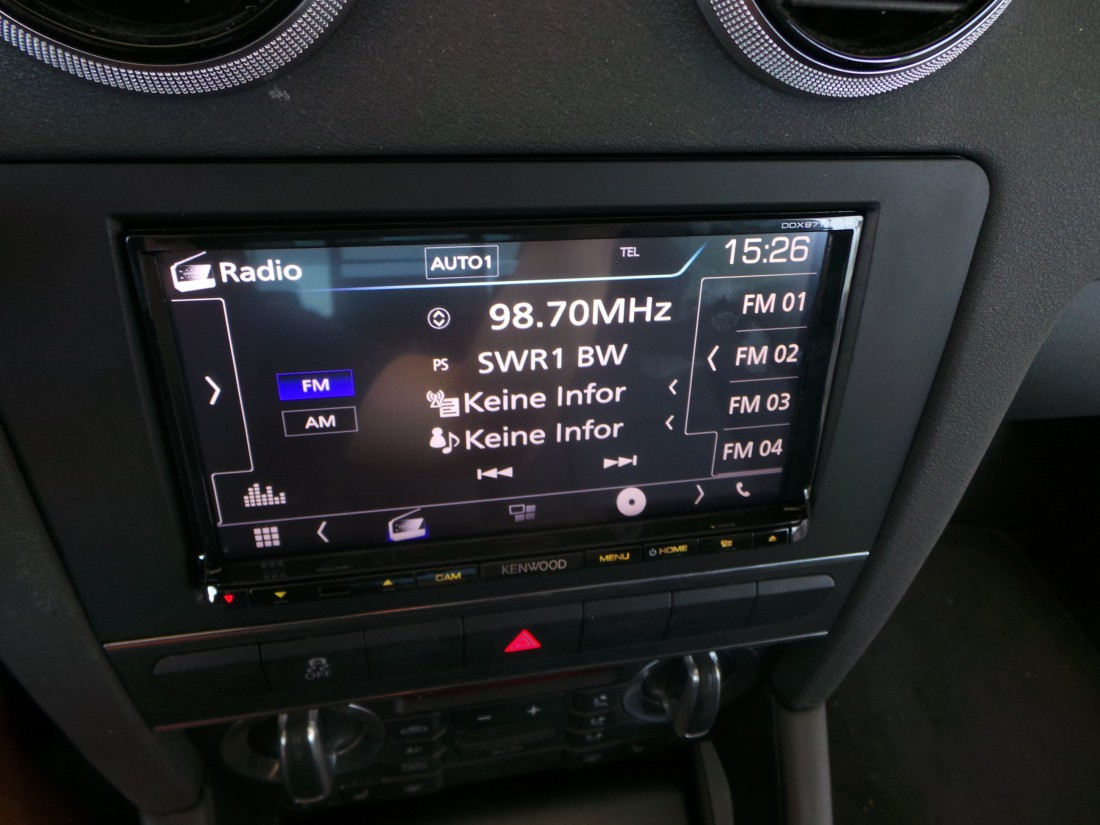 Audi A3 8p Um Apple Carplay Und Android Auto Erg Nzen