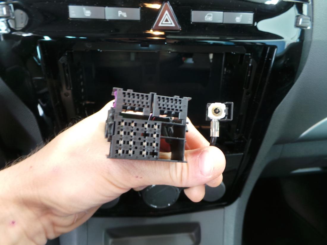 Autoradio Einbau Opel Zafira B Ars24 Onlineshop