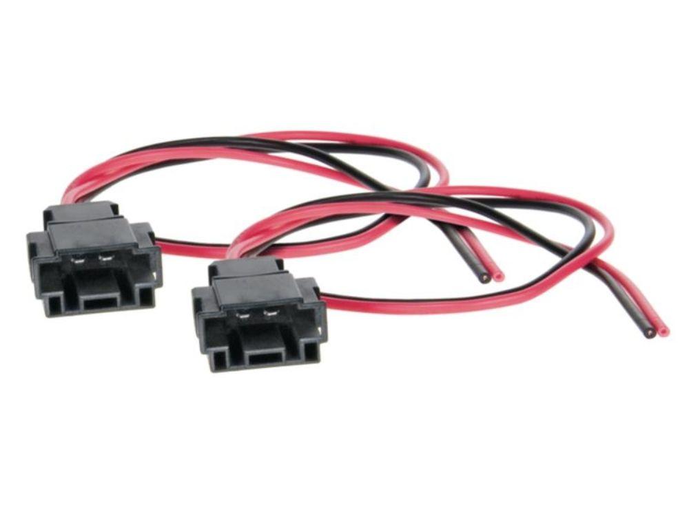 Lautsprecheradapter Mercedes Front/Heck
