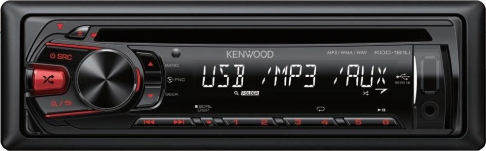 Kenwood KDC-161UR