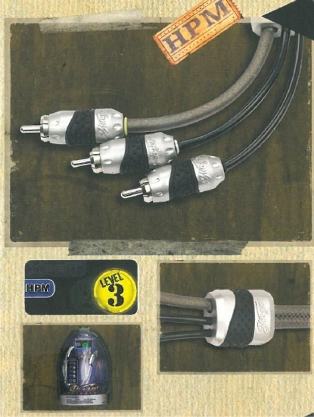Audio-Videokabel Stinger SHI9317 - HPM3 5m Audio-Video Kabel