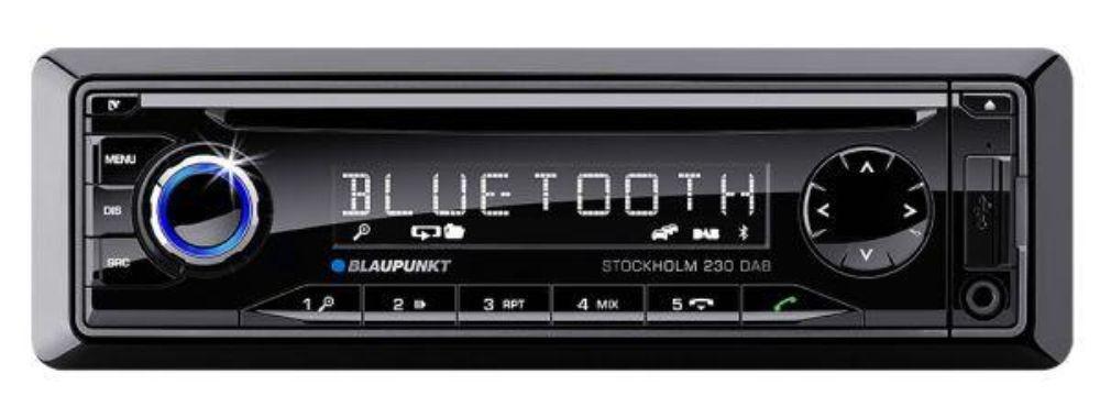 Blaupunkt Stockholm-230-DAB